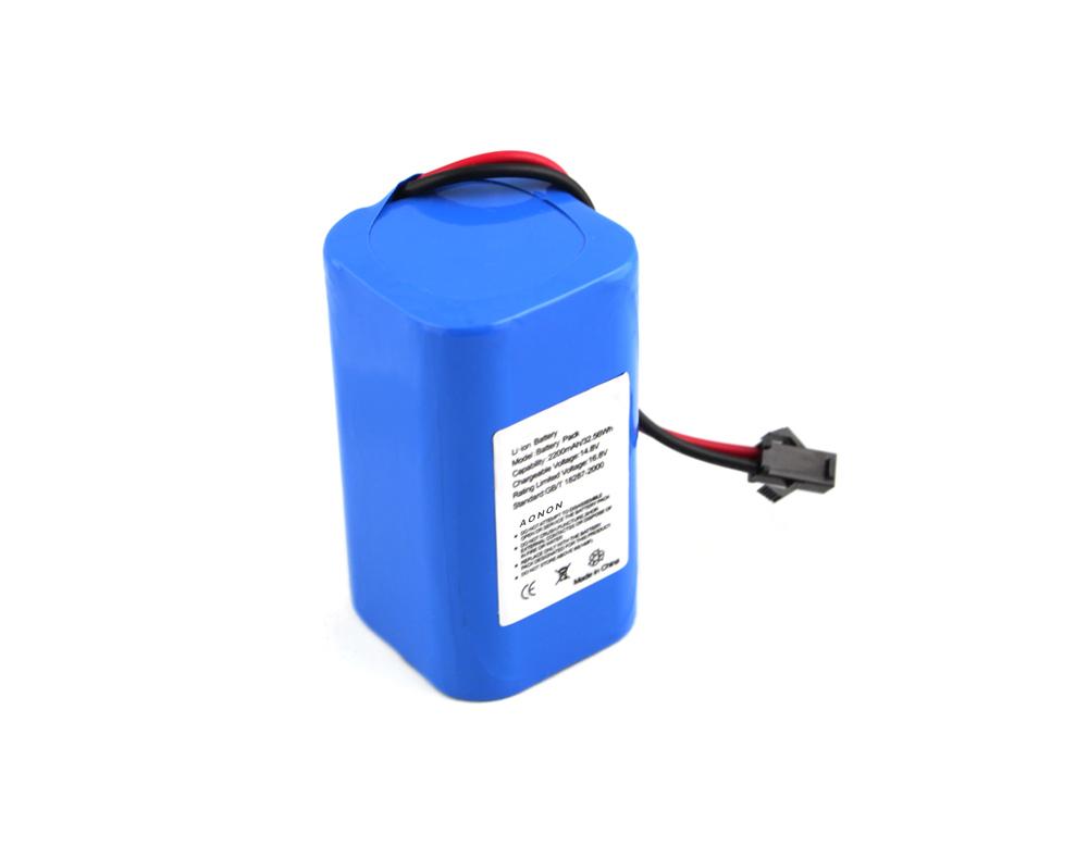 14.8V 3000mAh 18650-4S1P智能开合帘电机电池.jpg