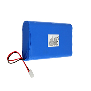14.8V 4400mAh 4S2P ECG machine battery