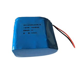 24V5200mAh 7S2P Medical Device Battery Pack