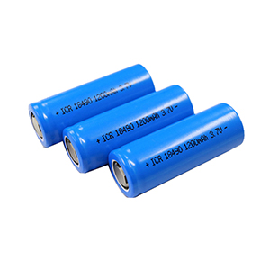 18490 1200mAh 3.7V E-cigarette battery