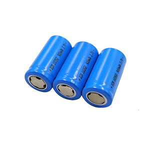 18350 900mAh 3.7V e-cigarette battery