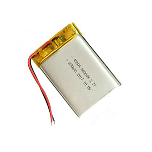 603048-850mAh Dialogue education robot lithium battery