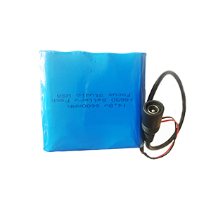 14.8V 6600mAh Sweep robot battery