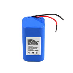 14.8V2200mAh Sweep robot battery