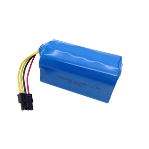 14.8V2500mAh Smart vacuum cleaner battery