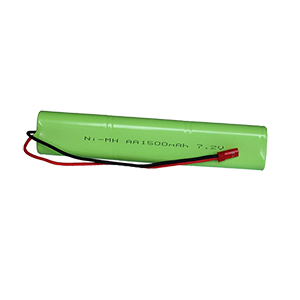 Ni-MH AA 7.2V 1200mAh sweeper battery