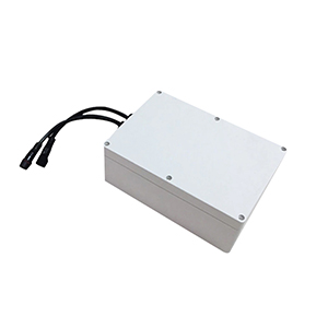 11.1V 60Ah LED garden lamp battery pack