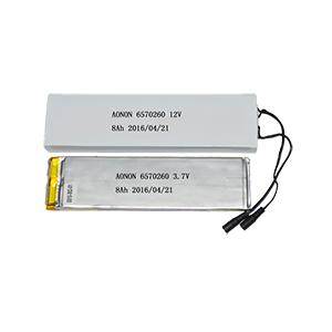 12V 8Ah solar street light battery pack