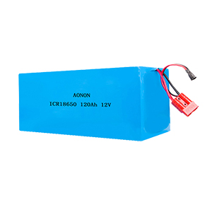 11.1V 120A Advertising light box / LED xenon lamp lithium battery pack