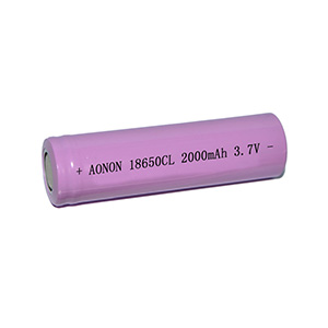 Ultra-low temperature 18650 2200mAh