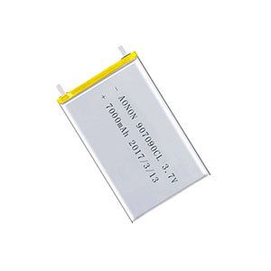 Low temperature lithium polymer battery 907090CL 7000mAh