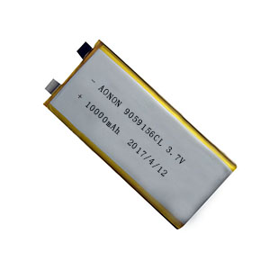 Low temperature lithium polymer battery 9059156CL 10000mAh