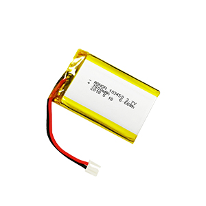 3.7V 1800mAh 103450 smart lamp battery