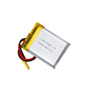 103040-1200mAh 1S1P wireless smoke detector battery