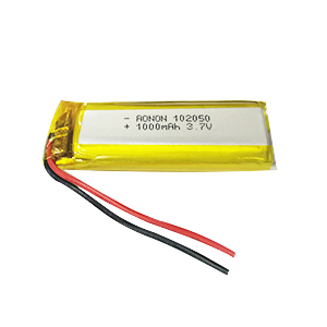 3.7V 102050-1000mAh Electromagnetic pulse cervical physiotherapy battery