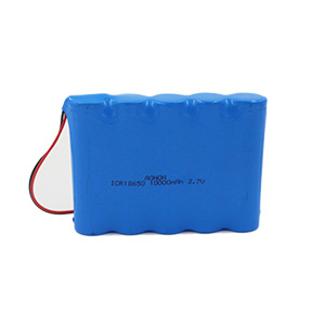 18650-3.7V-10000mAh IOT parking lock battery